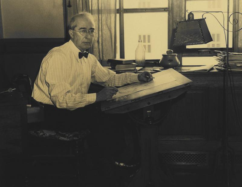 John Scott Clubb, 1931