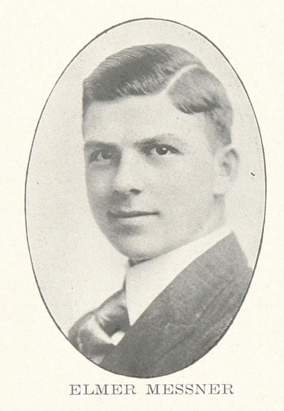 Elmer Messner, Ramikin, 1919