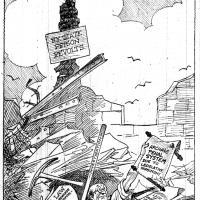 """John Scott Clubb, """"Digging Deeper,"""" Rochester Times-Union, August 7, 1929"""