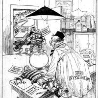 "John Scott Clubb, ""The Busy Season,"" Rochester Times-Union, July 31, 1929"
