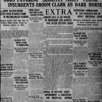 Democrat & Chronicle, July 1, 1920, cover